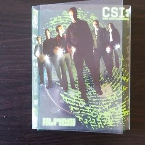 CSI DVD season 1 series